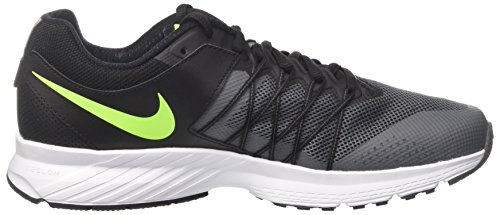 best sneakers a04ad 6a747 NIKE New Men s Air Relentless 6 Running Shoe Black Volt 11