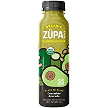 Zupa Noma Superfood Soup, Cucumber Avocado, 12 Fluid Ounce (Pack of 06)