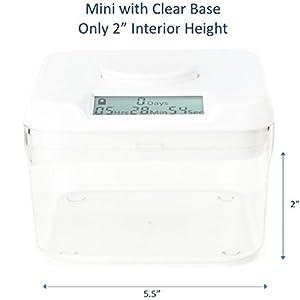 Amazon Com Kitchen Safe Mini Time Locking Container