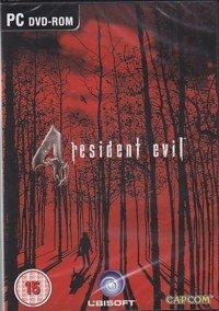 RESIDENT EVIL 4 [CD-ROM] [Windows XP] (Pc Games Resident Evil)
