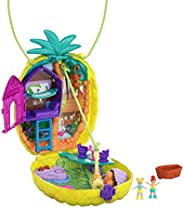 Polly Pocket Polly & Lila Tropicool Pineapple Wearable Purse Com