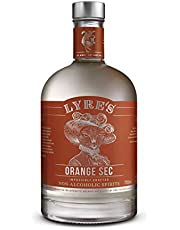 Lyre's Orange Sec Non-Alcoholic Spirit - Triple Sec Style | Award Winning | 700ml