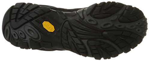 Merrell Men's Moab Ventilator Hiking Shoe,Black Night,8 M US