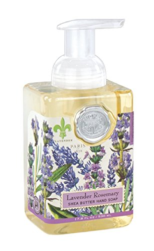 (Michel Design Works Foaming Hand Soap, 17.8-Fluid Ounce, Lavender Rosemary)