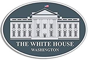 Seal of the president of the United States Magnet