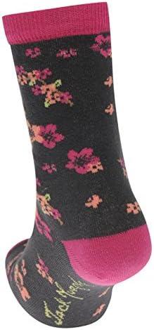 Jack Murphy Womens//Ladies SOK003 French Cruisewear Socks