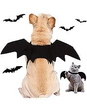 Kostium na Halloween dla zwierząt, zwierząt domowych, nietoperz, kostium dla psa, kota, nietoperza, Cosplay, Halloween, specjalne wydarzenia dla psów, kotów
