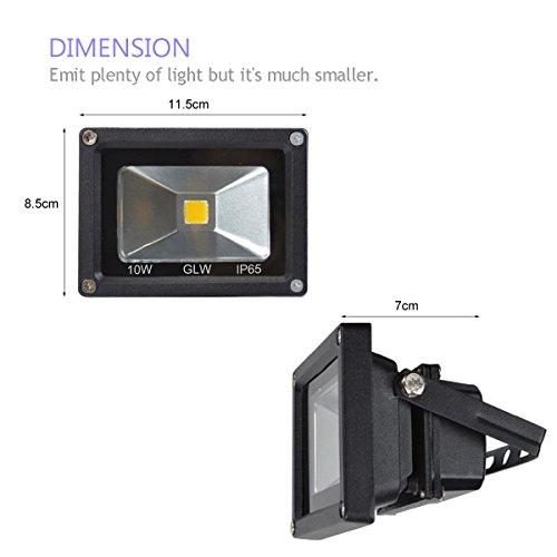 glw 12v-24v ac or dc led flood light,10w mini ip65 ... truck flood light wiring diagram 4
