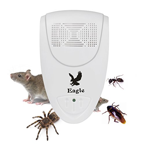 Electronic Ultrasonic Plug in Rodent Rep - Get Rid Of Roaches Shopping Results
