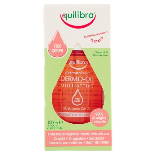 Equilibra Dermo Oil - 1 Flacone Equilibra S.r.l. 8000137011919