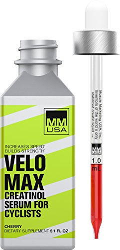 MMUSA Velo Max For Cyclist Cherry, 5.1 Ounce by MMUSA
