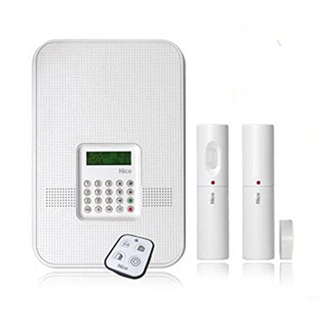 NICE HSKIT1GWIT KIT de alarma: Amazon.es: Electrónica