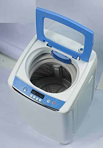 RCA cu ft Portable Washer,