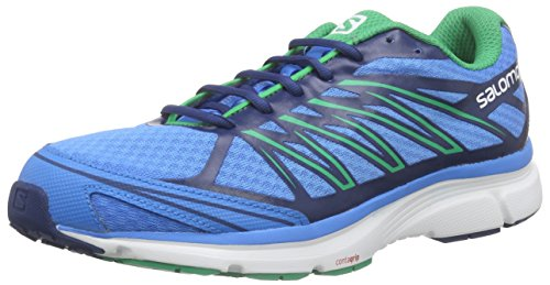 Salomon X-Tour 2 Herren Traillaufschuhe Blau (Process Blue/Midnight Blue/Real Gre)