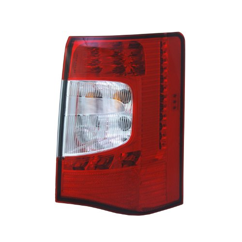 (TYC 11-6435-00-9 Chrysler Town and Country Right Replacement Tail Lamp)