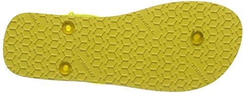 O'Neill Fw Summertime - Sandalias de dedo Mujer Amarillo - Gelb (Yellow Curry 2025)