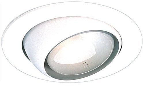 "EL998 Elco Lighting EL998W 4/"" Eyeball Trim"
