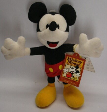 Disney Character Antique Doll Klondike Kid Mickey Mouse from Young epoch