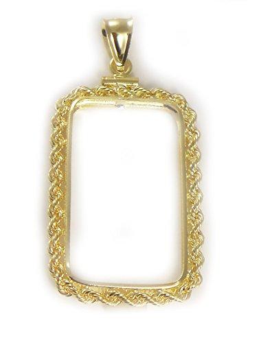 1-gram-credit-suisse-14k-gold-rope-coin-bezel-frame-mount-pendant