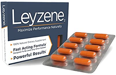 Leyzene? The NEW Most Effective Natural Amplifier for Rapid Male Performance Enhancement, Energy, and Endurance! Doctor Certified!