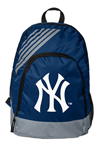 York New Border Yankees (FOCO New York Yankees Border Stripe Backpack)