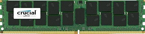 Crucial 64 GB (1 x 64 GB) Registered DDR4-2400 CL17 Memory