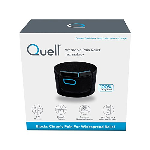Quell Wearable Pain Relief Starter Kit by Quell