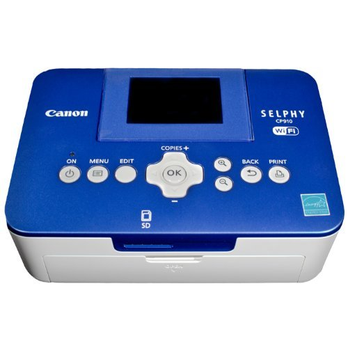 Buy canon selphy cp900 black wireless color photo printer
