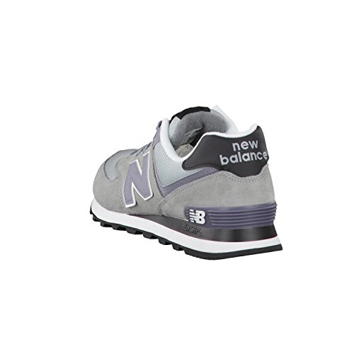New Balance 574, Scarpe Running Uomo Multicolore (steel)
