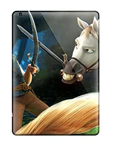 High Quality Rapunzel & Flynn In Tangled Case For Ipad Air / Perfect Case