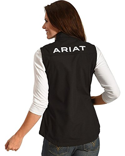Jacket Ariat Vest Womens New Softshell Team Black ZxZqfrX76w