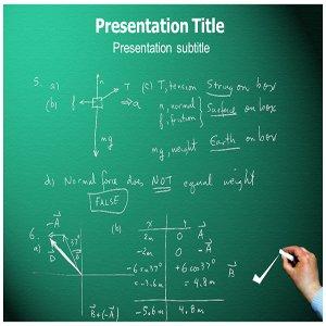 amazon com physics powerpoint ppt templates physics ppt