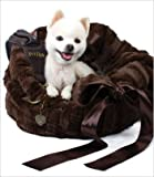 Snuggle Bug Dog Carrier/Bed – Brown Bear, My Pet Supplies