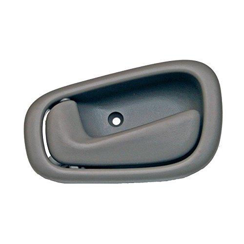 1999 Chevy Prism (1998-2002 CHEVY PRIZM LH Left Hand Gray Drivers Inside Door Handle 1999 2000 2001 Chevrolet Prism Driver Indoor Han 98 99 00 01 02 Grey)