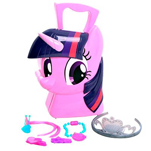 Maleta Twilight Sparkle Joalheria My Little Pony BR378 Multikids