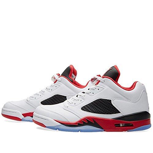 Air Jordan 5 Retro Lave Herre Sneakers 819171-135 Multi k6BALP