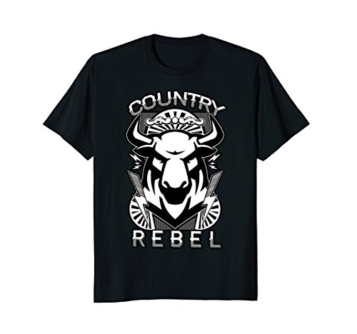 COUNTRY REBEL T SHIRT
