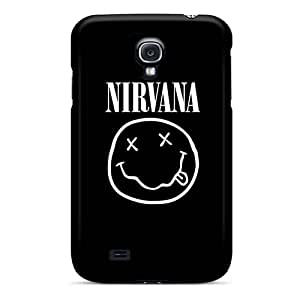 Samsung Galaxy S4 Mbb3380ExFt Support Personal Customs Nice Foo Fighters Skin Shock-Absorbing Cell-phone Hard Covers -SherriFakhry