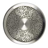 Royal Selangor Hand Finished Generic Collection Pewter Acanthus Coaster Set(6 pieces)