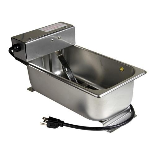 Condensate Drain Pan 120V 1000W 4-1/2 Qt Stainless Steel 4 Lbs Cm2000 by Generic