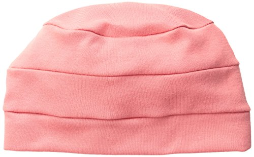 Hats for You Women's Chemo Cap with Removable Bow, Coral, One Size
