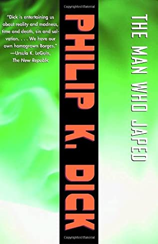 book cover of The Man Who Japed