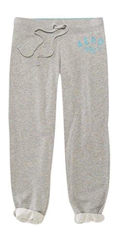 aeropostale-womens-aero-ny-1987-classic-cinch-sweatpants-xs-light-heather-grey