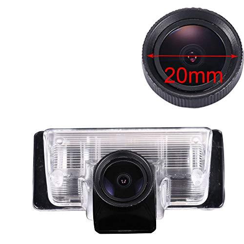 Super HD CCD Sensor Vehicle 20mm 170 Wide Angle Night Vision Rear View IP68 Reverse Backup Camera for Toyota Highlander//RAV4//BB//Hover G3//Coolbear//Hiace//Kluger RX300//Vanguard
