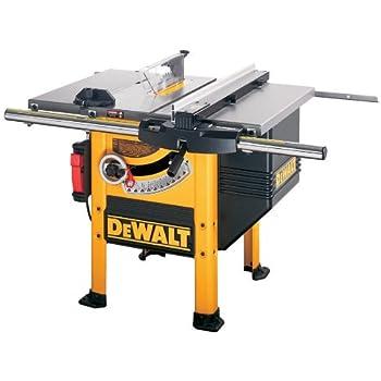 Dewalt Dw746 Woodworker 10 Inch Left Tilt 1 3 4 Horsepower