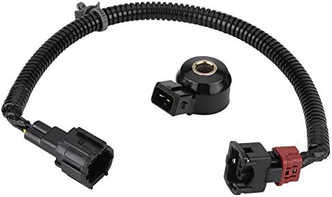 Car Ignition Engine Detonation Knock Sensor with Wiring ... on