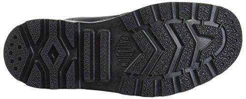 a Hi Black Adulto 001 Pampa Palladium Alto Collo U Leat 72355 Unisex Sneaker vXaxwqRg