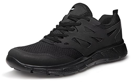 Tesla TF-X710-BKO_Men 10 D(M) Men's Lightweight Sports X Series Running Shoe X710 (True to Size)