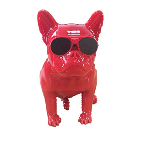 - Smartlove1P Bulldog Speaker Full Body Protable S5 Mini Wireless Bass Column for Aerobull MP3 Player