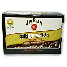 New Jim Beam Bourbon Vanilla K-cup Coffee 10 Count
